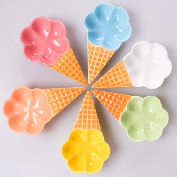 بستنی خوری طرح حصیری